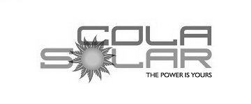 online marketing provider for cola solar