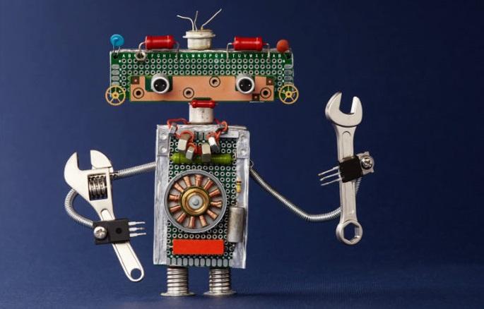 website maintenance robot