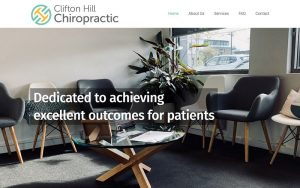 web clifton hill chiro