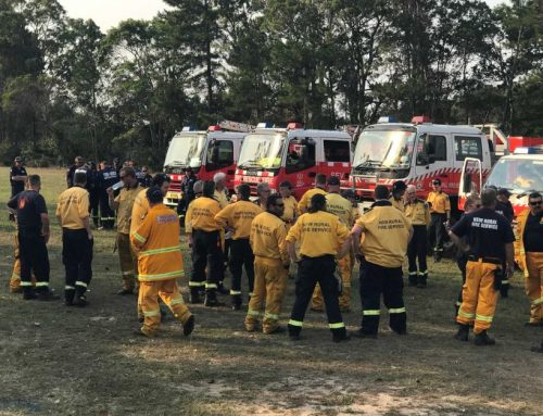 Bushfire Support – we're all in this together