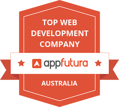 top web design company award