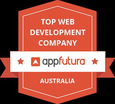 top web design company award