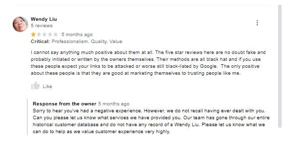 gmb-fake reviews